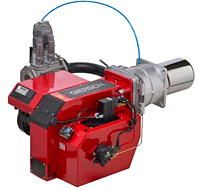 Dual fuel burner series MK (D)